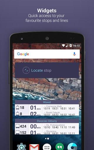 Jakdojade.pl - screenshot