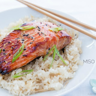 Miso Sauce Salmon Recipes