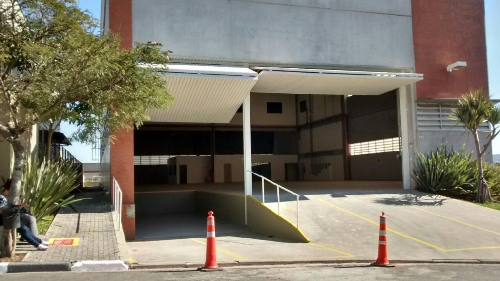 Barracão para Locação - Parque Industrial San José