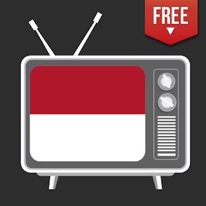 Free Indonesia TV Channel Info Icon