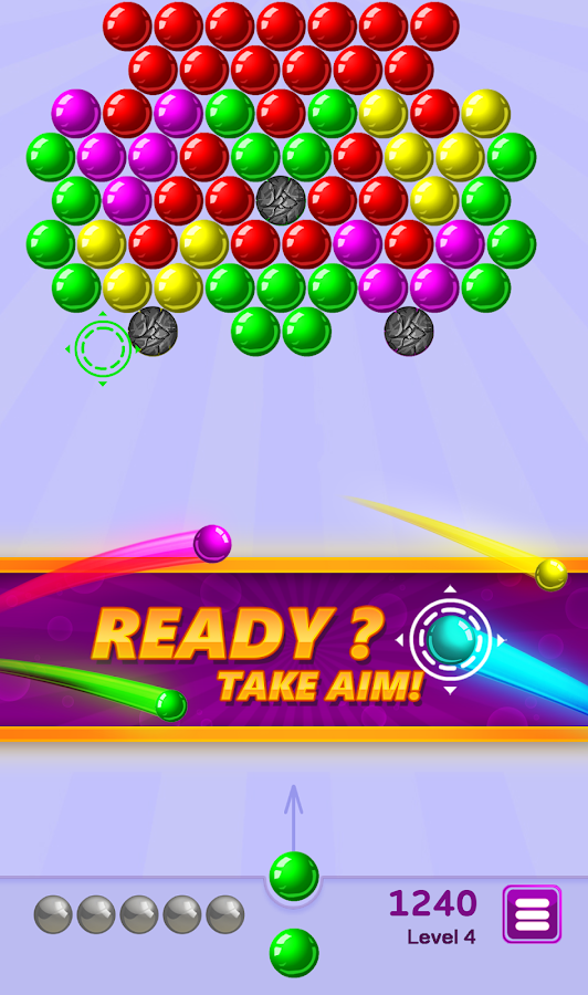 Bubble Shooter Arcade Screenshot 2