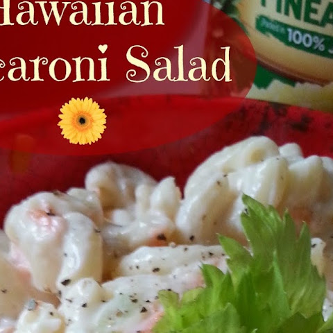 Hawaiian Macaroni Salad