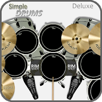 Simple Drums Deluxe - Drum set For PC (Windows And Mac)