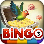Bingo Treasure Quest - Paradise Island Riches Icon