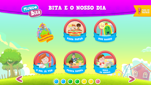 Mundo Bita APK screenshot thumbnail 2