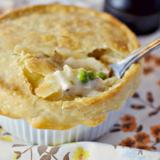 Homemade Chicken Pot Pies