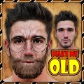 Make Me Old : Face Aging Booth APK for Bluestacks