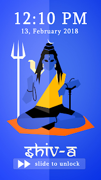 Lord Shiva HD Live Wallpaper 2017 : Mahakal Status APK screenshot thumbnail 3