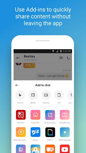 Skype - free IM & video calls screenshot 3