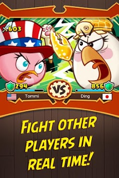 Angry Birds Fight! RPG Puzzle APK screenshot thumbnail 3