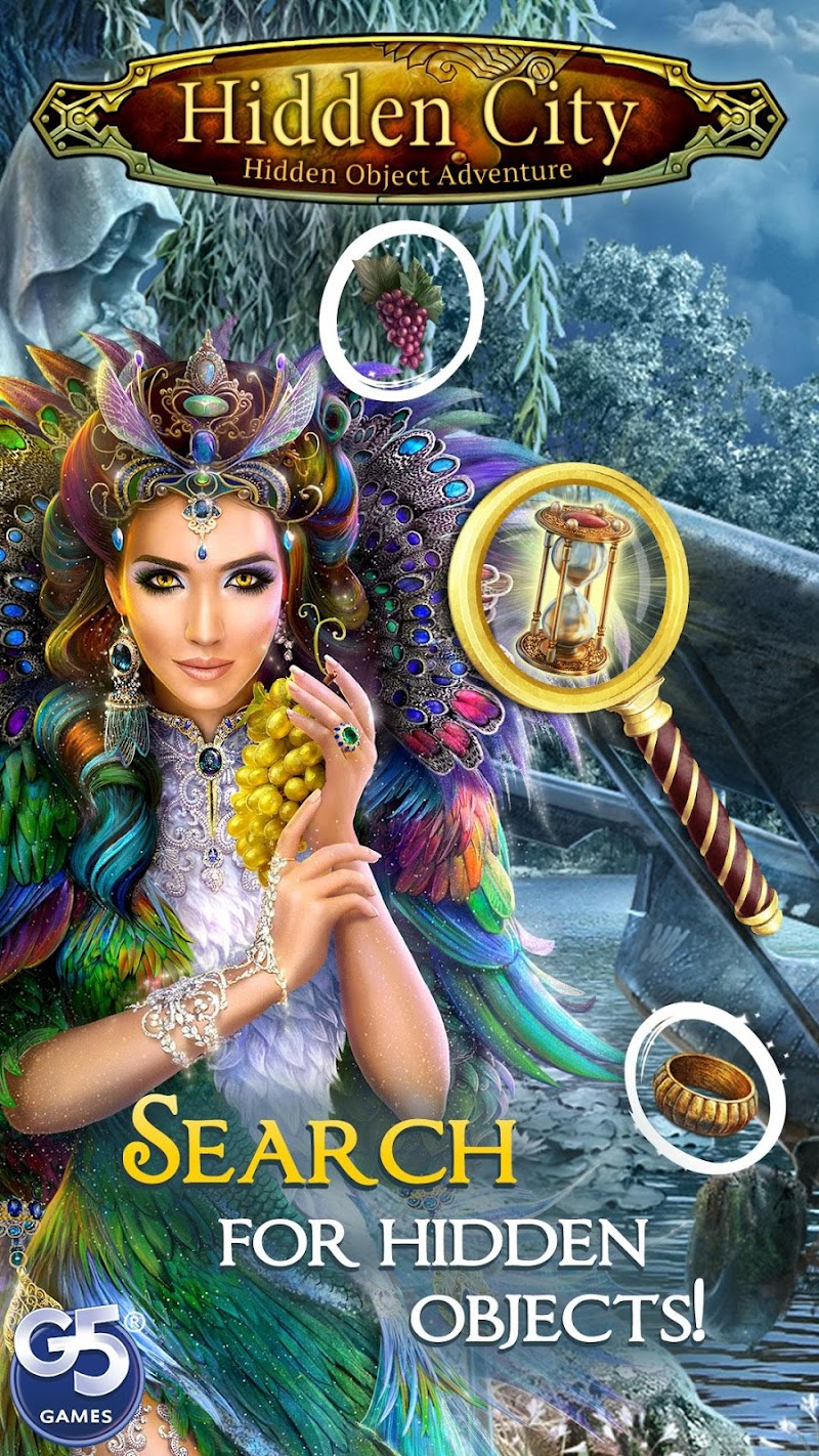 Hidden City: Hidden Object Adventure Screenshot 0