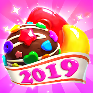 Crazy Candy Bomb - Sweet match 3 game For PC / Windows 7/8/10 / Mac – Free Download