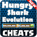 Cheats Hungry Shark for coins and gems prank! APK for Kindle Fire