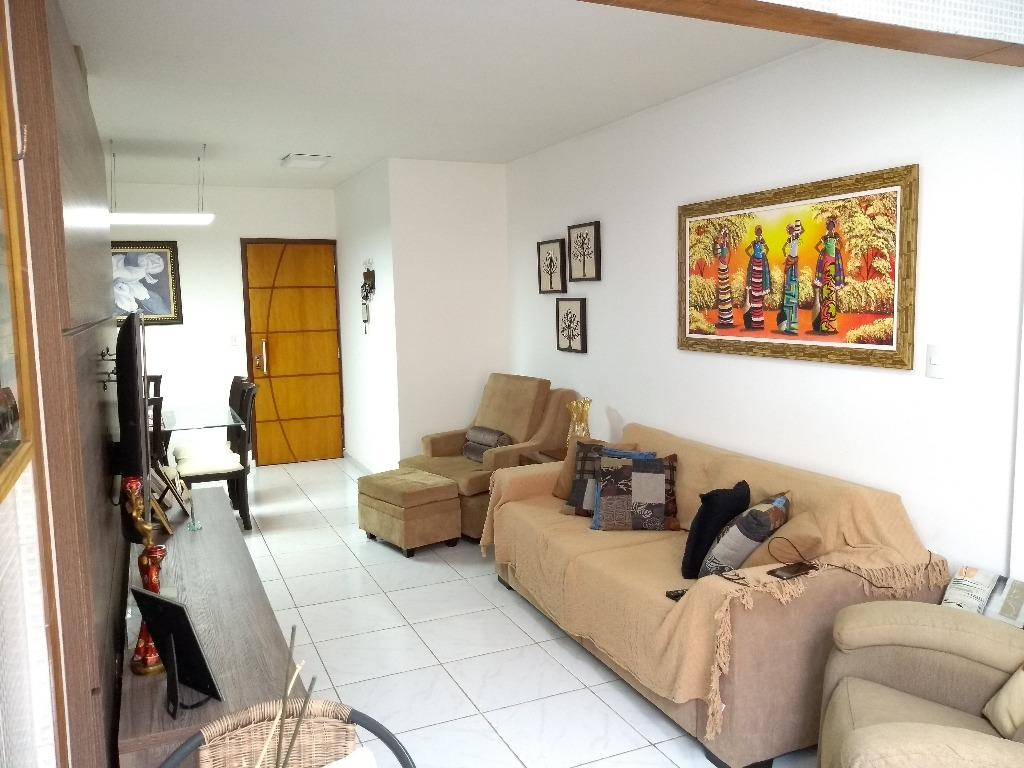 Apartamento com 3 dormitórios à venda, 110 m² por R$ 229.000,00 - Intermares - Cabedelo/PB