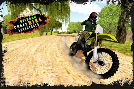 Offroad Crazy Bike Adventures - screenshot