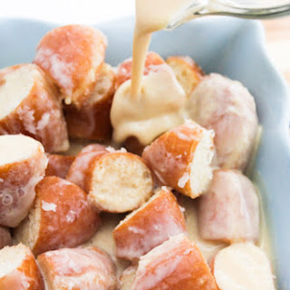 Bread Pudding With Krispy Kreme Donuts Recipes