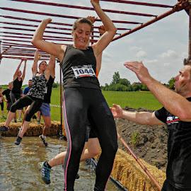Monkey ladder.. by Željko Salai - Sports & Fitness Other Sports