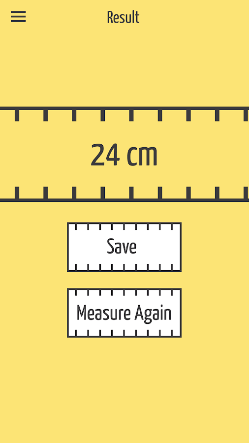 SizeUp – a Smart Tape Measure Screenshot 2