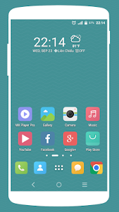 Ocean Breeze - CM13/12.x- screenshot thumbnail