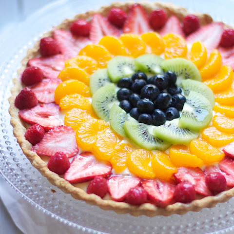 My Favorite Fruit Tart