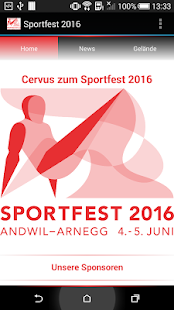 Sportfest 2016 - screenshot
