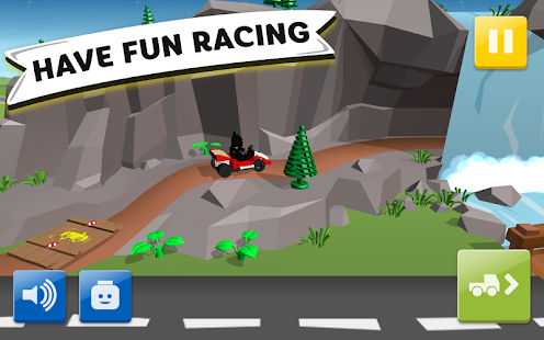 Game LEGO® Juniors Build & Drive - safe free kids game APK for Windows Phone