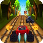 Blaze Monster Race Game file APK for Gaming PC/PS3/PS4 Smart TV
