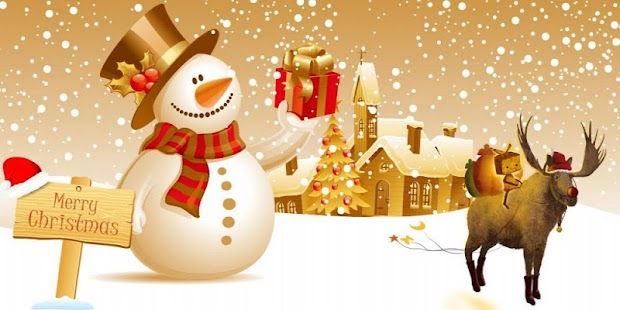 Merry Christmas Happy Theme APK for Lenovo