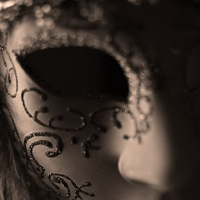 Emotions Disguised by Yogesh Seenivasan - Artistic Objects Other Objects ( attitude, venetian masks, 35mm, masks, close up )