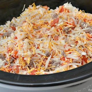 Ground Beef Hash Browns Crock Pot Recipes