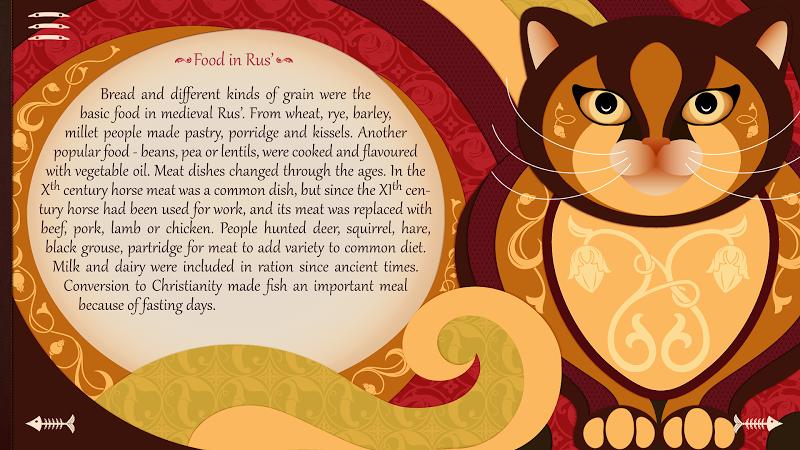 Russian History in Cats Screenshot 3