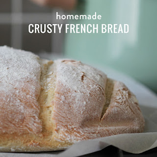 Crusty French Style Breadfeatured