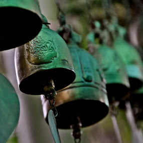 Bell Chimes  by Mishesh Ramesh - Artistic Objects Musical Instruments ( temple, old, thailand, phuket, pwcbells )