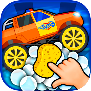Cover art Car Detailing Games for Kids
