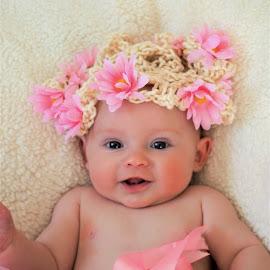 Flower Princess by Cheryl Korotky - Babies & Children Babies