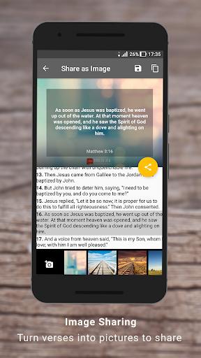 Bible Offline screenshot 7