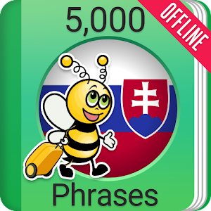 Learn Slovak Phrasebook - 5000 Phrases