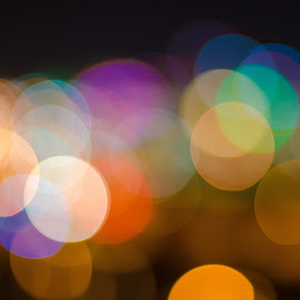 by Adam C Johnson - Abstract Light Painting