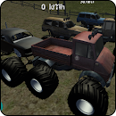 Extreme Monster Trucks 3D icon