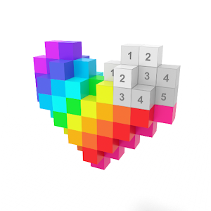 Voxel - 3D Coloring by Numbers Online PC (Windows / MAC)