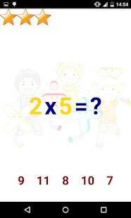 Math for SchoolKids - screenshot