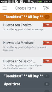 My Cocina Mexican Grill - screenshot