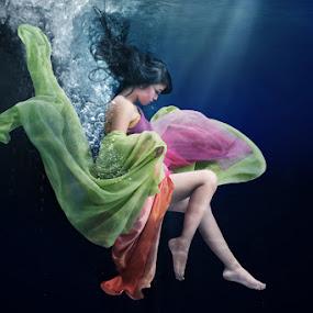 Heart of the Ocean by Riche Agistya - Digital Art People