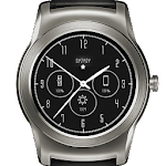 Smooth Watch Face APK Image