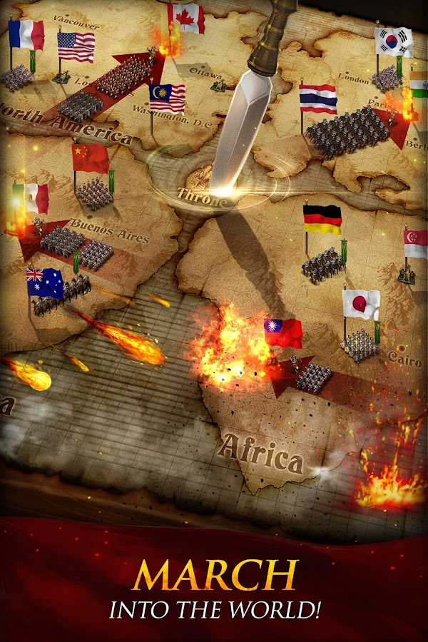 Marching Legions Screenshot 4