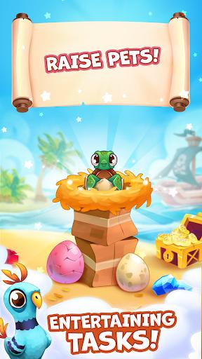 Pirate Treasures - Gems Puzzle screenshot 22