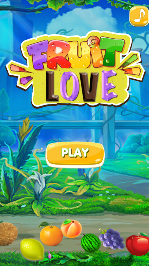Fruit Love Screenshot
