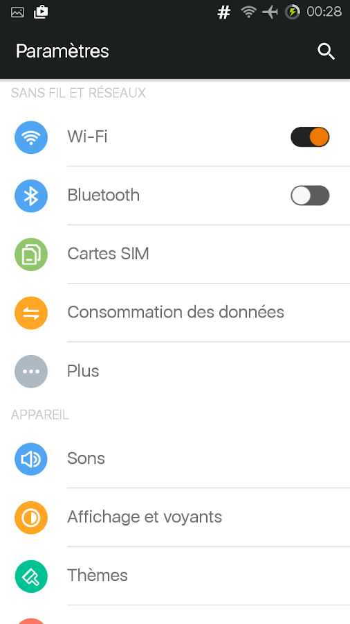 Miui 7 High Life Premium CM13 Screenshot 4