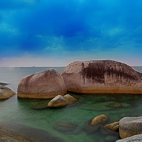 belitung island by Arif Otto - Landscapes Waterscapes
