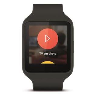 Tv Vodafone para Smartwatch
